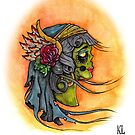 Day of the Dead I by KenRevel