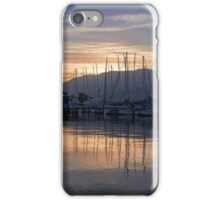 Yachts iPhone Case/Skin
