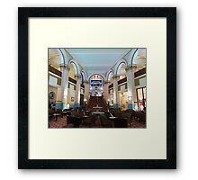 The Grand Hotel. Scarborough. Framed Print