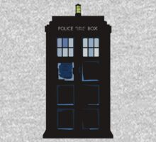 Tardis by drwhobubble
