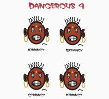 Dangerous four Kids Clothes