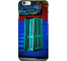 La Shutters iPhone Case/Skin