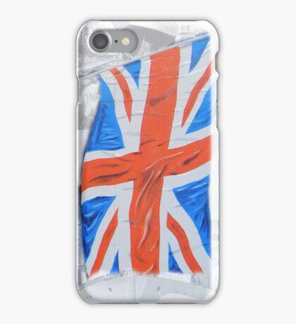 union jack iPhone Case/Skin