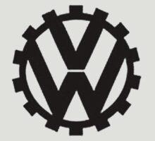 VW Logo by blanchy