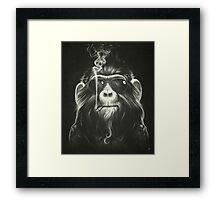 Smoke 'Em If You Got 'Em Framed Print