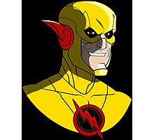 The Reverse Flash Photographic Print