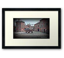 Tatton Park Farm Framed Print