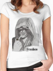 Strider Women's Fitted Scoop T-Shirt