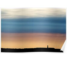 Halifax Harbour Lighthouse Poster
