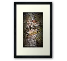 Quarry Bank Mill Framed Print
