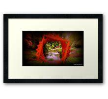 Dunham Massey Framed Print