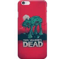 Walker's Dead iPhone Case/Skin