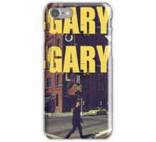 Gary 2002 iPhone Case/Skin