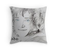 Frodo  Throw Pillow