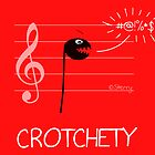 Crotchety by Hannah Sterry