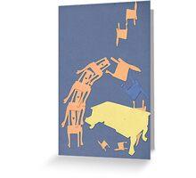 A Sugar Paper Dream Greeting Card
