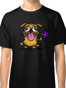 PUG PUG PUG Classic T-Shirt