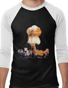 Eraser Men's Baseball ¾ T-Shirt