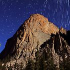 Elephant's Perch Startrails by Will Rynearson