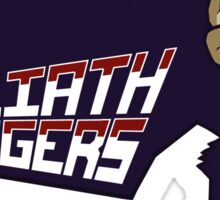Monster Hunter All Stars - Goliath Chargers Sticker