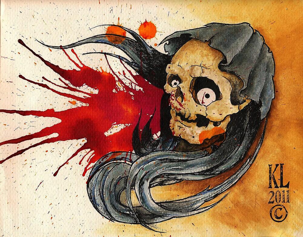 Creeping Death by KenRevel