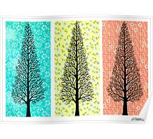 THREE TREES Poster
