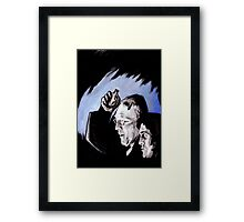 The Power of Christ Compels You Framed Print