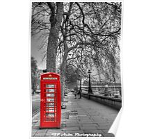 London Phone  Poster