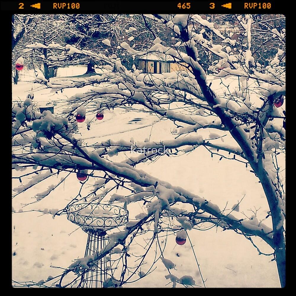 Winter silence by katrock