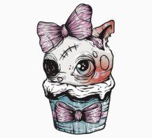 Kitten Cupcake by Ella Mobbs