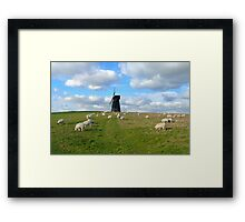 Rottingdean Windmill Framed Print