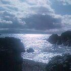 Beach At Ynys Llanddwyn by LADeville