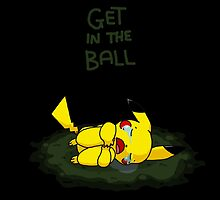 The Binding of Pikachu by Lux-