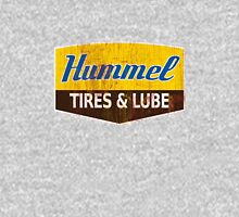 Hummel Tires & Lube Womens Fitted T-Shirt