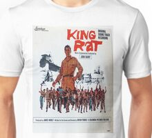 King Rat (1965 movie soundtrack album cover) Unisex T-Shirt