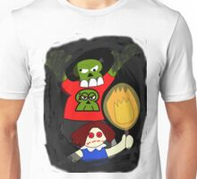 Zombie 006: Stumby the Screwball Unisex T-Shirt
