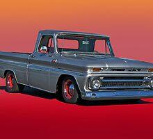 1965 Chevrolet Fleetside Pick-Up by DaveKoontz