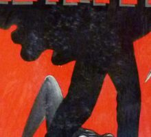 Jack The Ripper (1960 Original Soundtrack Recording) Album Sticker