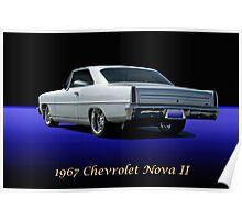 1967 Chevrolet Nova SS w/ ID Poster