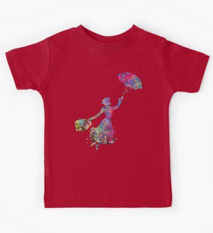 Mary Poppins Kids Tee