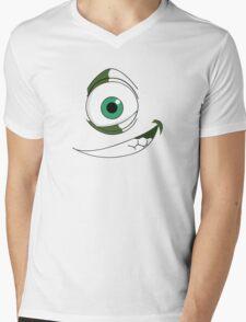 Mike the Monster Mens V-Neck T-Shirt