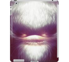 Smooth Fine Evil iPad Case/Skin