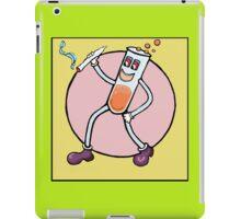 Acidman-Test tube baby. iPad Case/Skin