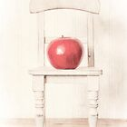 Apple Chair Still Life by Edward Fielding