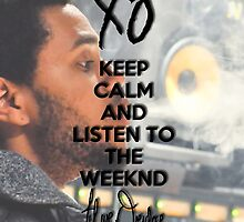 The Weeknd -Keep Calm by LoveTheWeekndXO