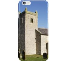 St Michael's Church, Cold Kirby iPhone Case/Skin