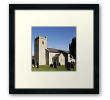 St Michael's Church, Cold Kirby Framed Print