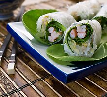 Spring Rolls by Edward Fielding