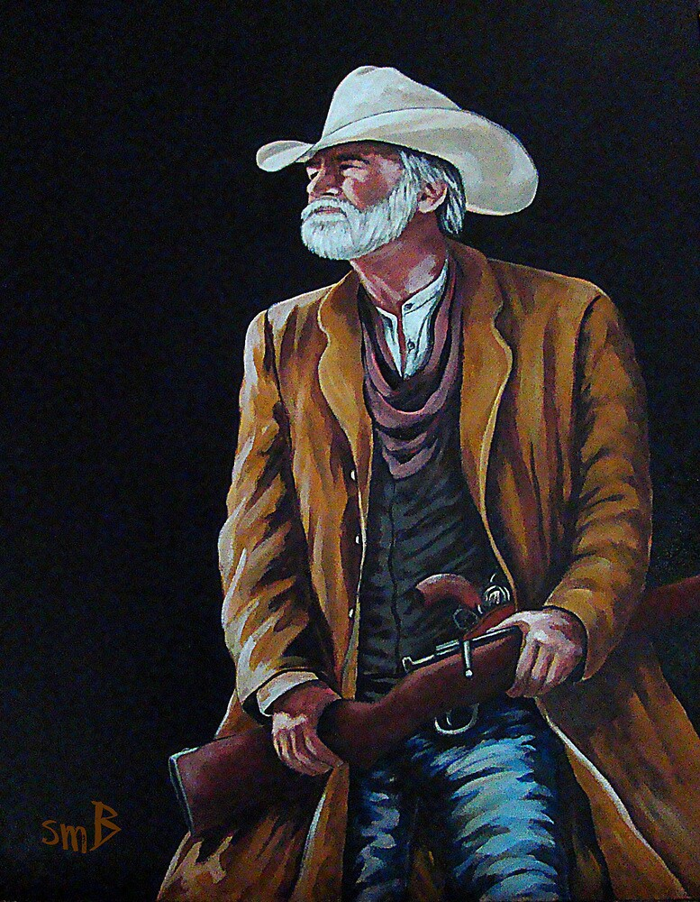 Big Swede~ The Gunslinger by Susan Bergstrom