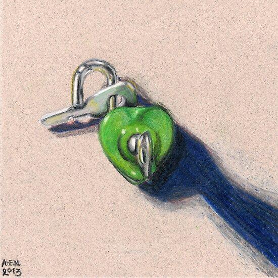 Unlocked by Amy-Elyse Neer